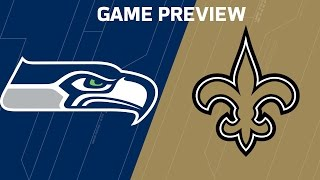 Seahawks vs. Saints (Week 8 Preview) | Dave Dameshek Football Program | NFL