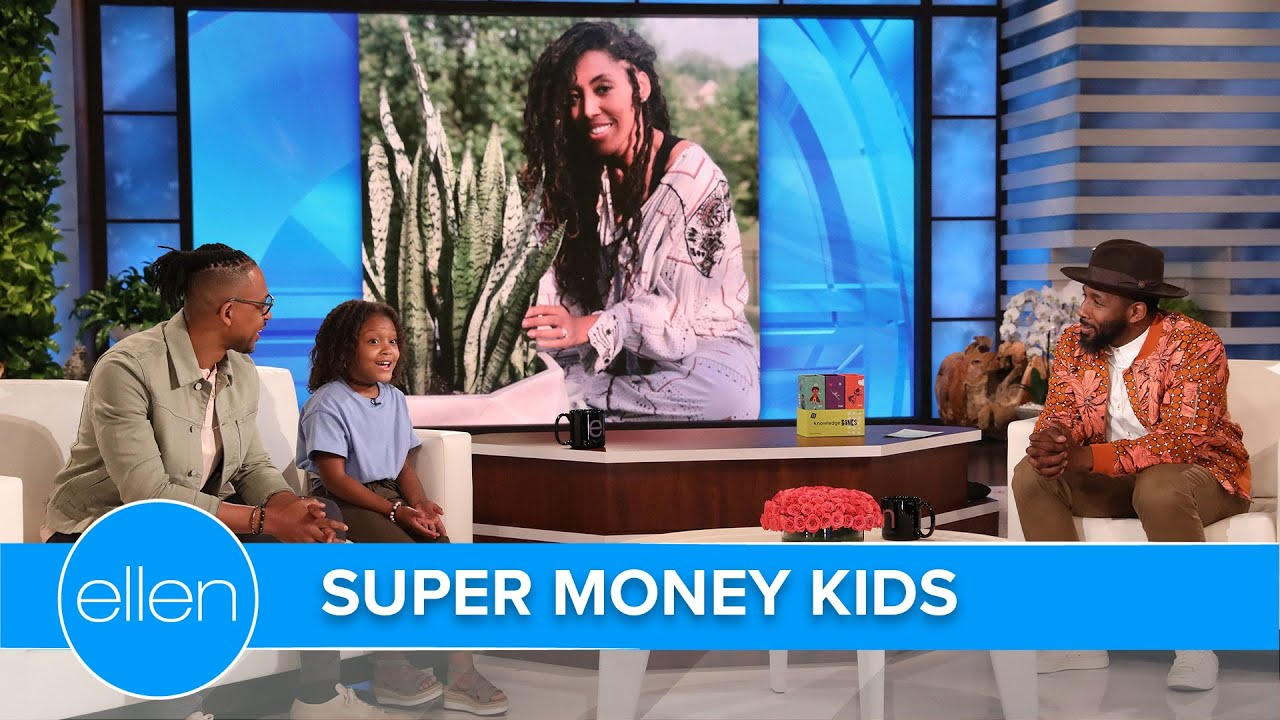 Father-Daughter Duo Wants Kids to Learn About Financial Literacy