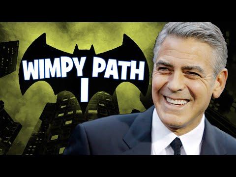 Batman: The Telltale Series - Hero Gotham Wants? (Episode 1 Hero Path) #WimpyKnight