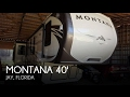 [UNAVAILABLE] Used 2017 Montana 3950 BR Legacy in Jay, Florida