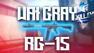 Warface: WAI GRAY RG-15 Gameplay | D17