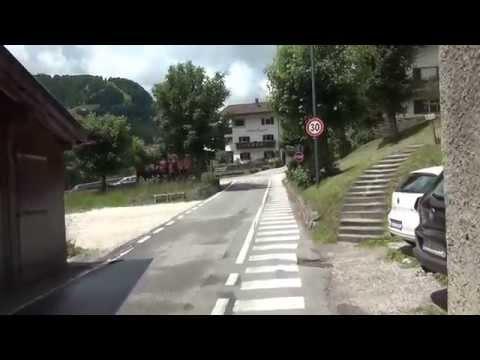 20-06-2015 Dolomiti Santa Cristina Val Gardena altitudine 1428 m (filmador Renato)