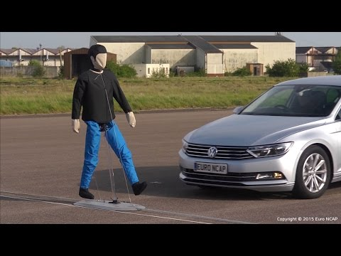Euro NCAP Puts Autonomous Pedestrian Detection to the Test