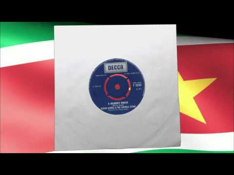 Soldiers Prayer - Oscar Harris & The Twinkle Stars