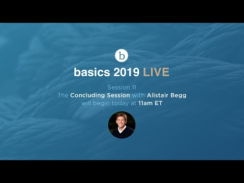 Alistair Begg: Main Concluding Session