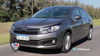 Citroën C4 Lounge Live 1.6 VTi - Test - Matías Antico - TN Autos