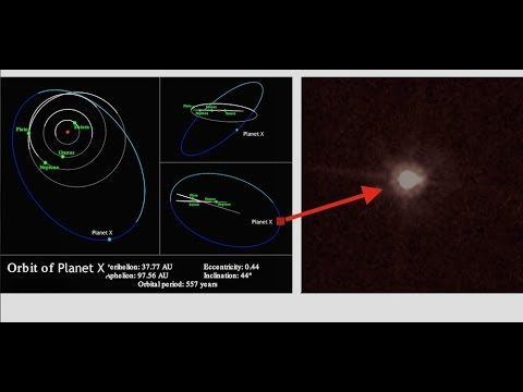 MSN, Planet X Discovered & Can be Seen by Amateur Astronomers