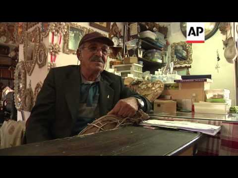 Residents of the Cypriot North say they feel for people in the South