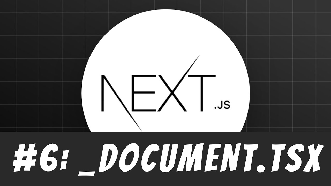 _document.js in Next.js: Master Next.js Tutorial #6