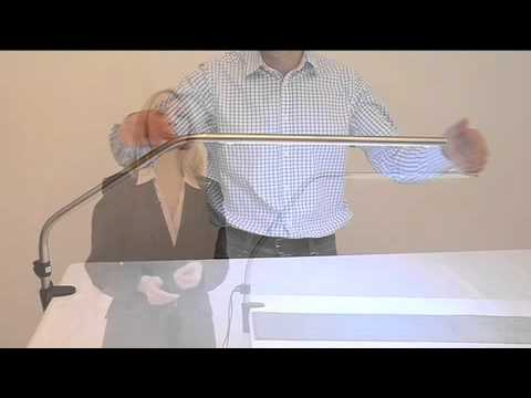 Daylight slimline table lamp 32107 youtube aloadofball