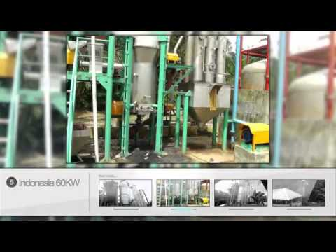 Chongqing Fengyu Electric Company Profile-leading Biomass Gasifier Equipment Manufacturer In China