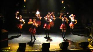 道頓堀と九条を中心に活動するアイドル「OSAKA BB WAVE」 12.07.29「Gir...