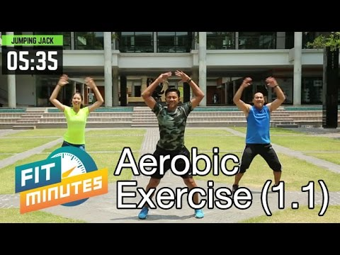 Fit Minutes [by Mahidol] Aerobic Exercise (1.1)