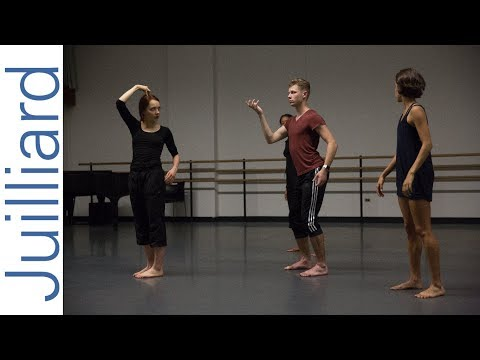Developing Choreographic Voices | Juilliard Dance Inside Look