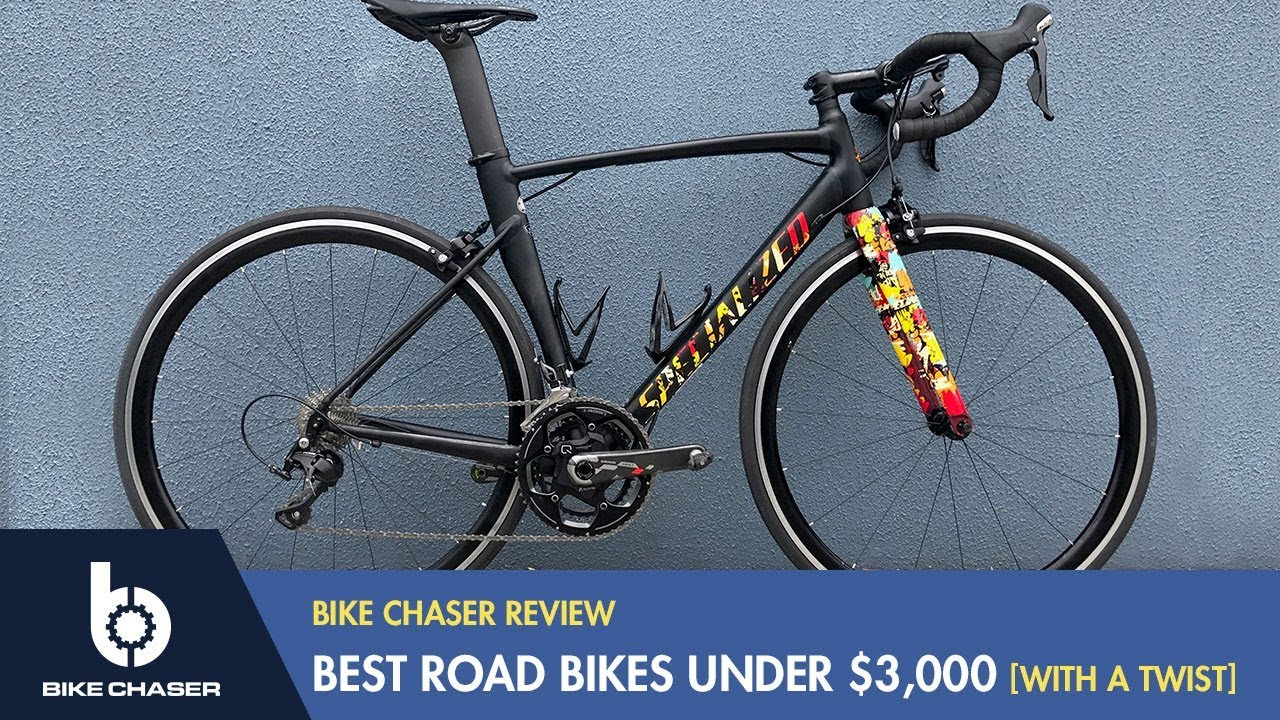 Best Road Bikes Under 3 000 With A Twist Youtube