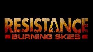 Resistance: Burning Skies Preview [PS Vita]