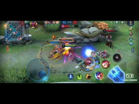 Mobile legend game play/hanabi game play/rajib's good life  