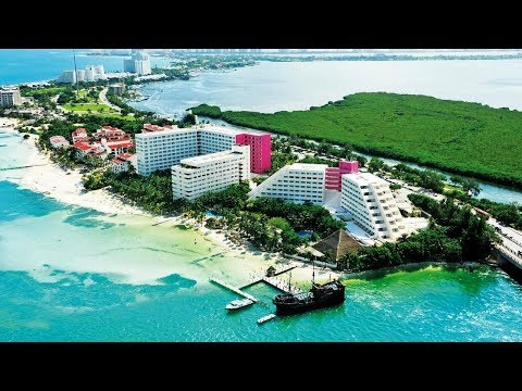 Grand Oasis Palm All Inclusive, Cancún, Quintana Roo, Mexico, 5 Star Hotel