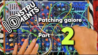 IO Instruments - patching galore part 2