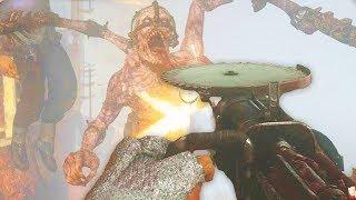 "WW2 ZOMBIES ""THE DARKEST SHORE"" DLC 1 GAMEPLAY! (Call of Duty ZOMBIES DLC 1)"