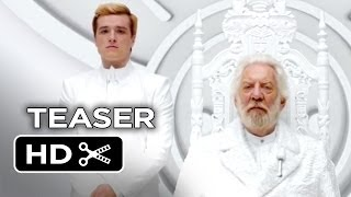 The Hunger Games: Mockingjay - Part 1 Teaser Trailer (2014) - Josh Hutcherson Movie HD