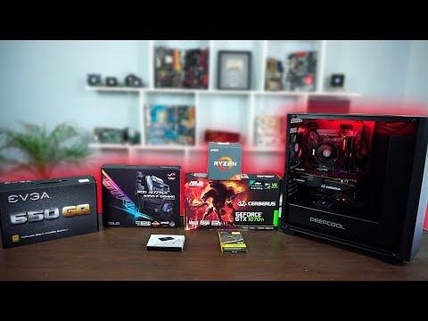 Ensamblando PC Gamer Aprovechando el Precio de Ryzen - Proto Hw & Tec