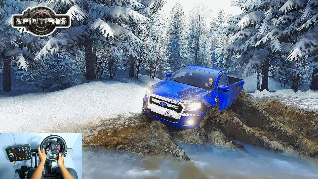 ฟอร์ด ลุยเมืองหิมะ Ford Ranger Spintires EP30 [Note Nueng] (G29)