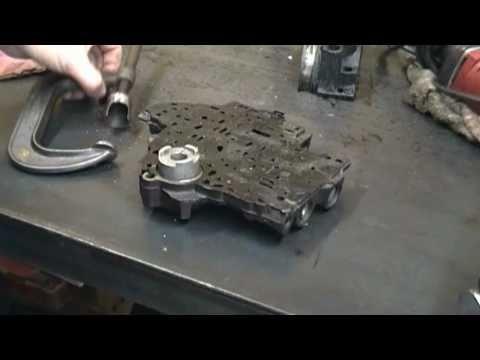 Turbo Hydra Matic 400 Transmission Shift Modification YouTube