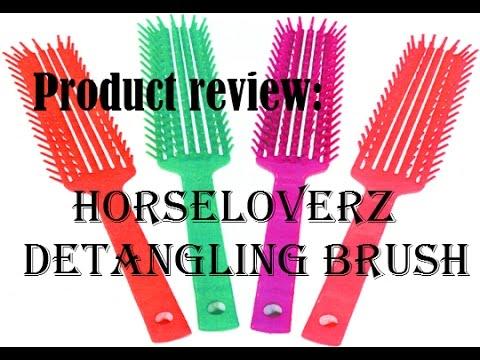 Detangling Brush For Natural Hair