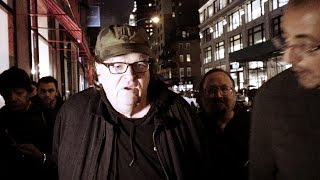 Michael Moore - We elected a fascist yesterday