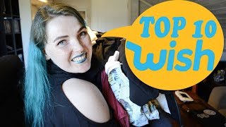 My Top 10 WISH.com purchases | Plus Size Fashion
