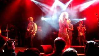 The Asteroids Galaxy Tour - Bad Fever (Live)