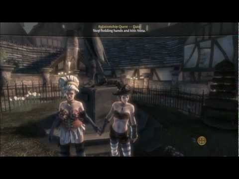 Princess in love with hooker! Fable III GamePlay