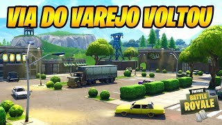 Fortnite-VIA DO VAREJO RETURNED - France Patch V. 10.10