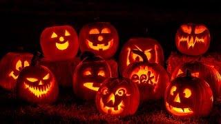 Halloween de fondo, el ambiente, Noches de Terror, de Jack-o'-linternas
