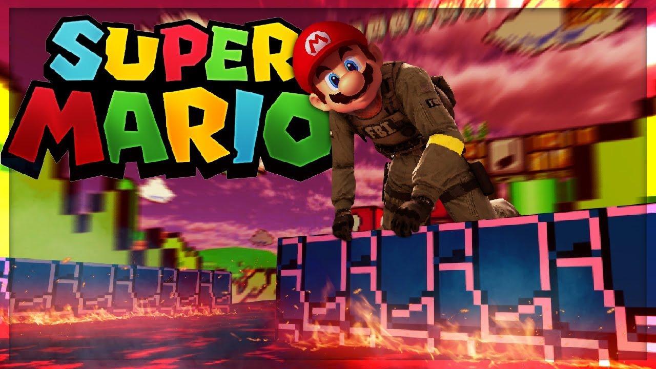 Csgo Super Mario With The Crew Youtube