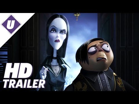 The Addams Family (2019) - Official Teaser Trailer | Oscar Isaac, Charlize Theron [Animated Movie]