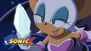 [OFFICIAL] SONIC X Ep11 - Fly Spy