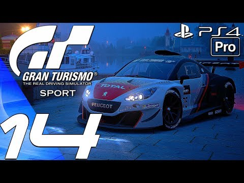 Gran Turismo Sport - Gameplay Walkthrough Part 14 - Mission Stage 5 1-7 & Speedway (PS4 PRO)