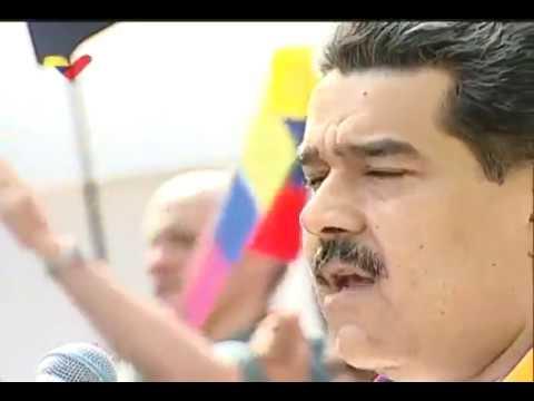 Discurso completo del Presidente Nicolás Maduro este 23 marzo 2019 ante marcha antiimperialista