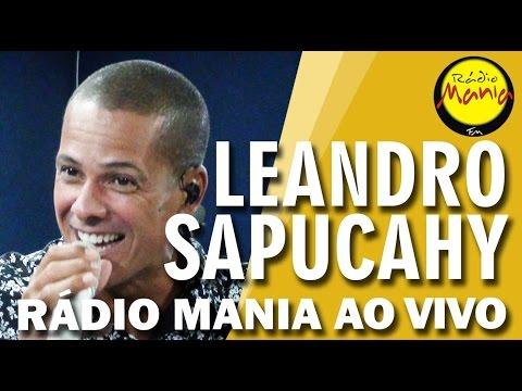 🔴 Radio Mania - Leandro Sapucahy - Devotos do Samba