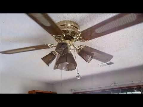 Hampton Bay Landmark Plus Ceiling Fan Doovi
