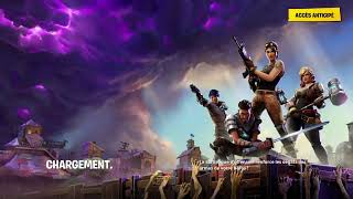 LIVE FORTNITE SAUVER THE WORLD IN THE YEAR !!!!