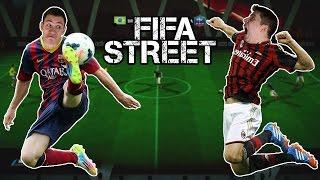 Na ezt hívom én cselezésnek apukáááám! | FIFA Street #1