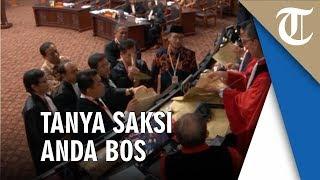 Tim Kubu Prabowo-Sandi Heran soal Amplop Misterius, KPU: Tanya Saksi Anda Bos