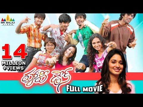 Happy Days Telugu Full Movie | Varun Sandesh, Tamannah, Nikhil | Sri Balaji Video