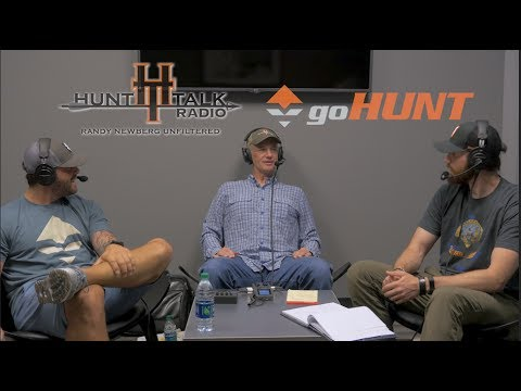 Hunt Talk Radio - Hunts To Do This Season and Gear We Use with Randy Newberg and goHUNT.com