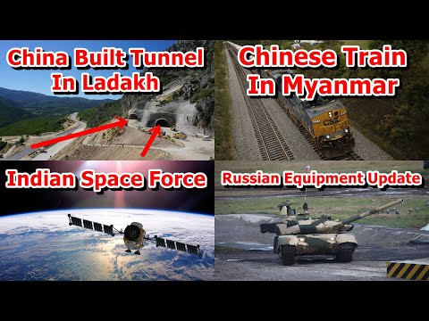 Defence Update 27th 2019 (Part-1)| Indian Space Force, Russian Equipment Update, Chinese Train