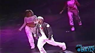 "Justin Timberlake performs ""Rock Your Body"" & ""Right For Me"" live in New York #CDTBT"