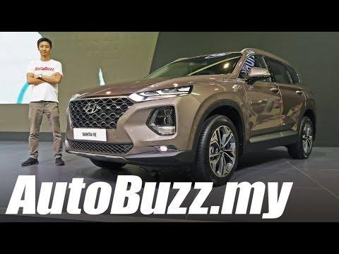 2019 Hyundai Santa Fe, Things You Need To Know - AutoBuzz.my